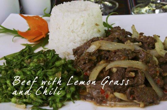 Cham Garden Restaurant Foto