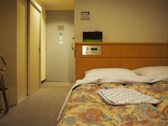 Hotel Sunroute Wadayama : 部屋