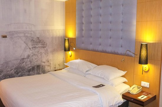 Sheraton Brussels Airport Hotel: Standard room