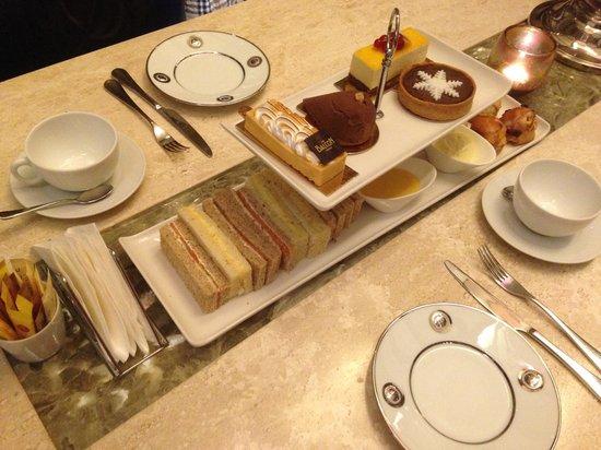 So SPA by Sofitel: Afternoon tea