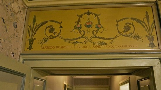 Hotel Danieli, A Luxury Collection Hotel : Famous people slept in our room...