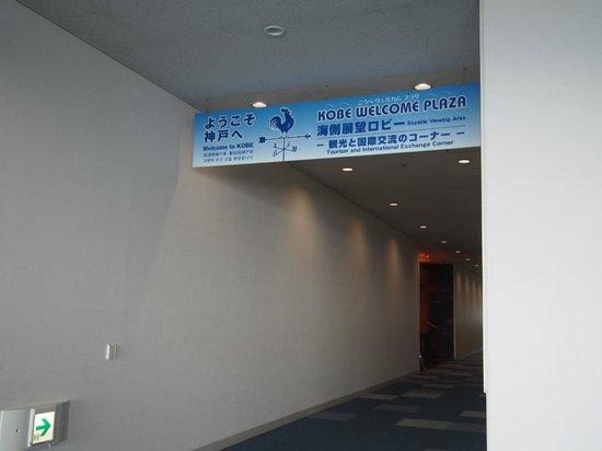 Kobe City Hall (Observation Deck): 神戸市役所 展望ロビー