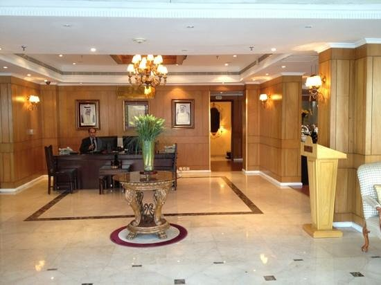 Le Royal Express - Sharq: Lobby area...