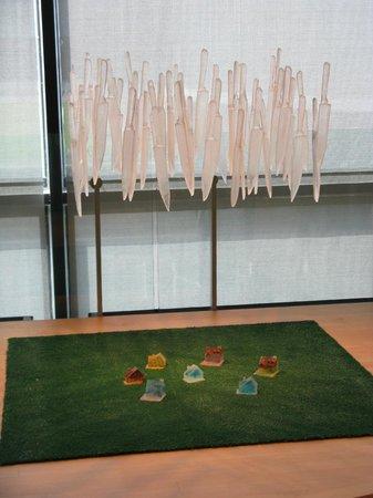 The Corning Museum of Glass: Экспозиция из стекла