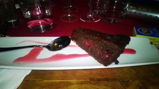 All Bar One Reading: Chocolate Cherry Kirschtorte