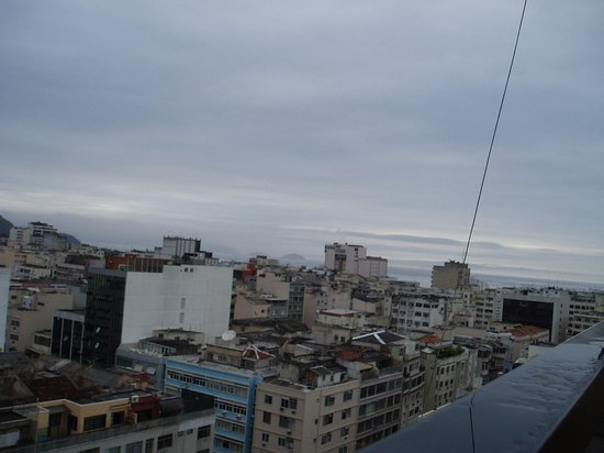 Majestic Rio Palace Hotel: vista da cobertura