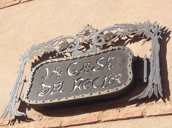 La Casa del Rector: Fachada