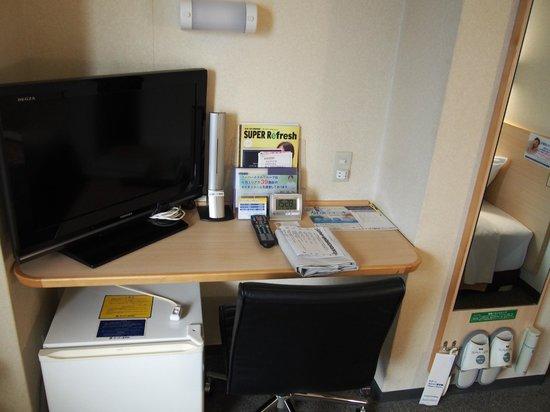 Super Hotel Midosujisen Esaka: 部屋