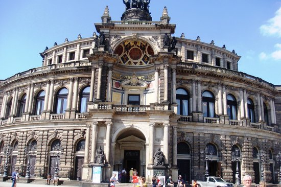 Hilton Dresden Hotel : Zwingler