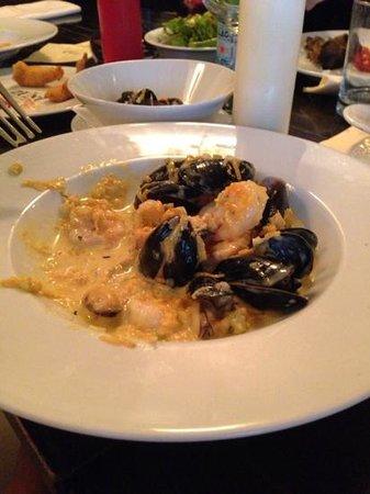 Zuni: sea food