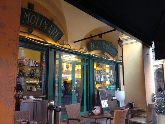 Il grandioso Bar Molinari