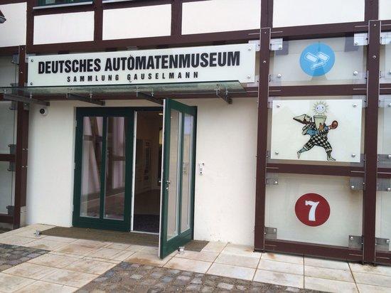 Deutsches Automatenmuseum - Sammlung Gauselmann