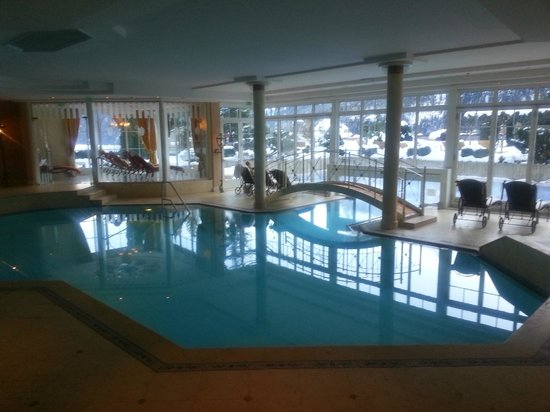 Stock Resort: Einer der Pools