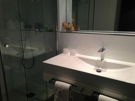 ANBA Bed&Breakfast Deluxe : Shower room 3