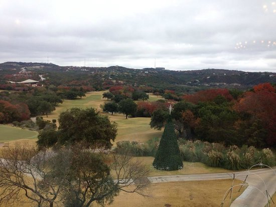 Omni Barton Creek Resort & Spa : Beautiful Property