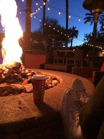 JW Marriott Scottsdale Camelback Inn Resort & Spa: Heaven
