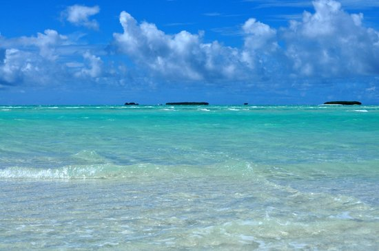 Kanuhura : Le lagon