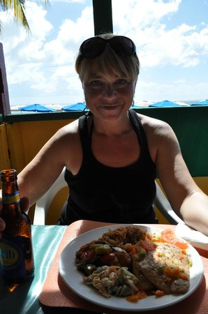 Cathy's Ocean View Bar and Grill : yum