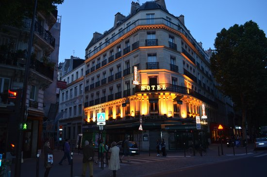 Hotel Abbatial Saint Germain: O Hotel perfeito em Paris