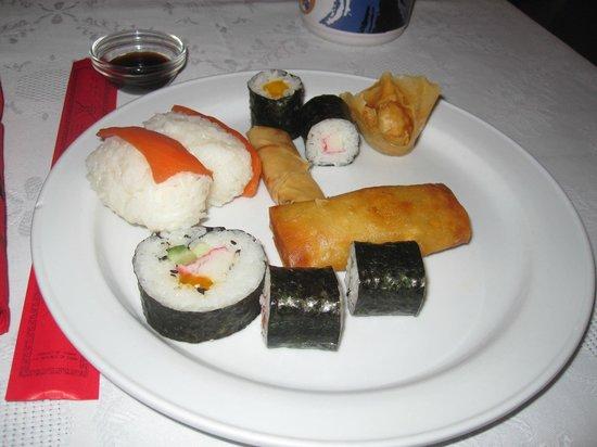 21st Century Chinese Buffet Restaurant: Buffet