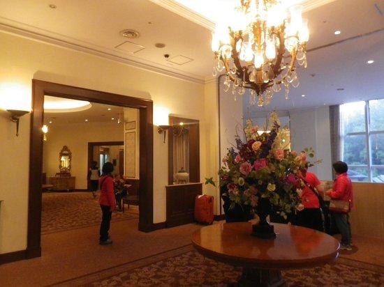 Narita Gateway Hotel: ホテルロビー