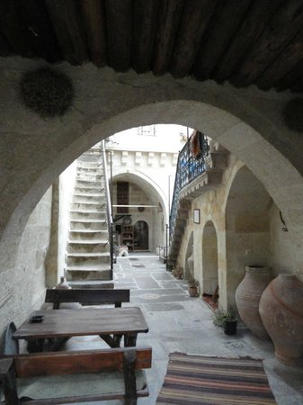 Hotel Cave Konak : Ground floor