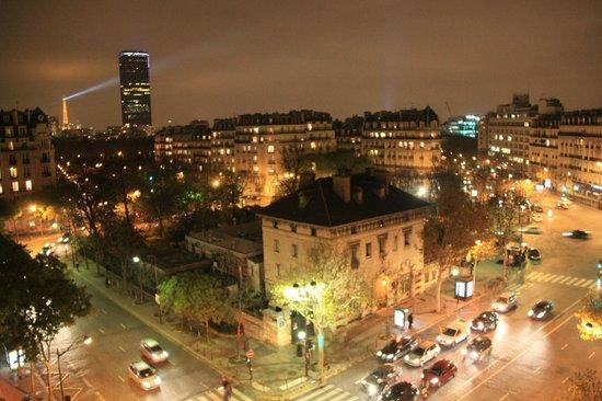 Hotel du Lion: the view