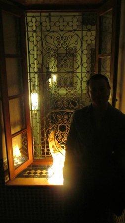 Dar Roumana : Lounge area