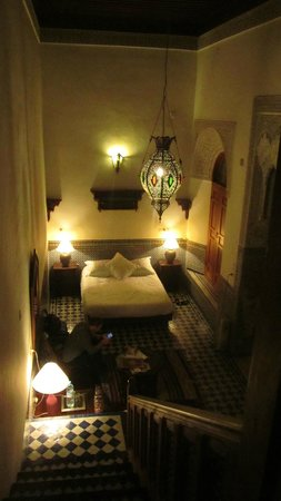 Dar Roumana: Our lovely suite