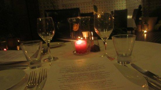 Dar Roumana : Dining