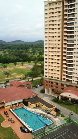 A'Famosa Resort Hotel Melaka : Pool and nearby
