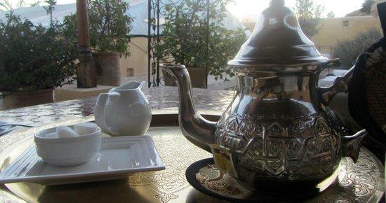 Dar Roumana : Afternoon tea