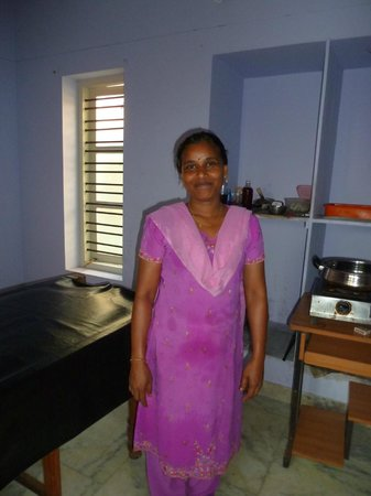 Namasthe Ayurvedic Mission: This woman made me feel marvelous!