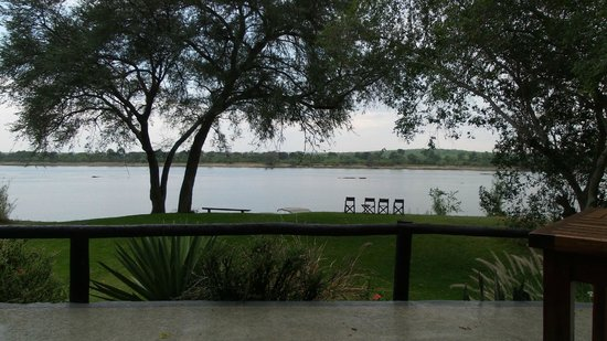 Waterberry Zambezi Lodge: view