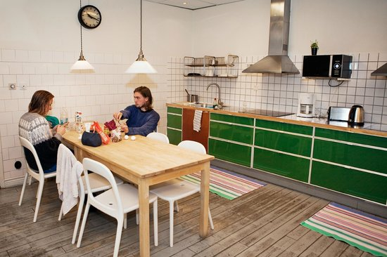 city backpackers hostel shared kitchen - Shared Kitchen