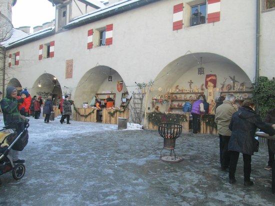 Erlebnisburg Hohenwerfen: Burg Hohenwerfen