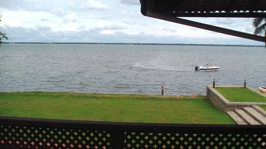Jetwing Lagoon: View from the suite