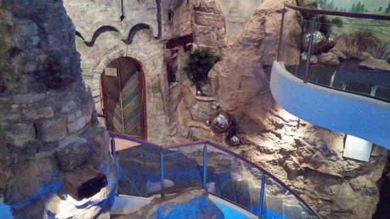 Hotel Adler Dolomiti Spa & Sport Resort : la SPA