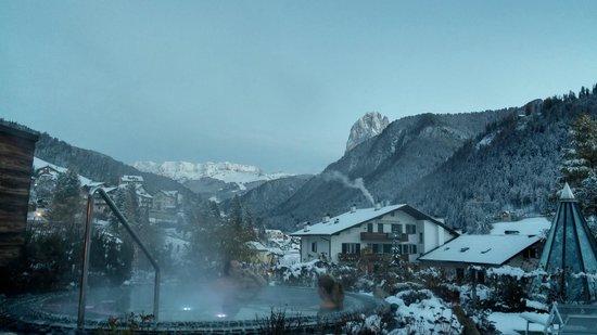 Hotel Adler Dolomiti Spa & Sport Resort : val Gardena
