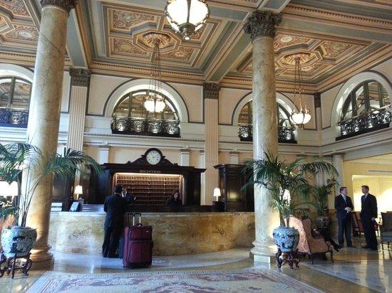 Willard InterContinental Washington: Lobby