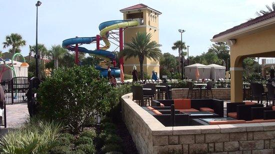 Fantasy World Club Villas: Pool/Bar