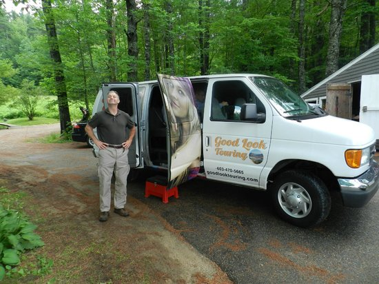 Snowvillage Inn : Marc from Good Look Touring!  Your adventure awaits!