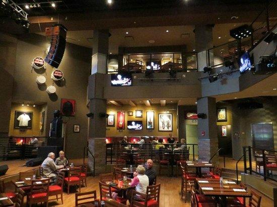 Hard Rock Cafe Four Winds: Tolles Hard Rock Cafe