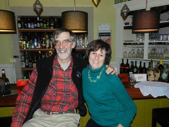 Snowvillage Inn : Unwind at Max's Restaurant!