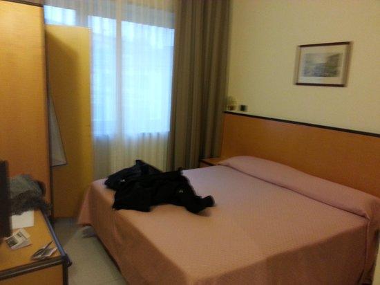 Hotel Centrale : camera