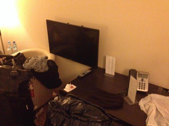Qubus Hotel Krakow : quarto