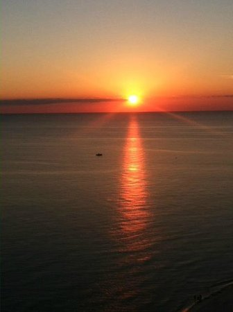 Wyndham Vacation Resorts Panama City Beach: Beautiful Sunset