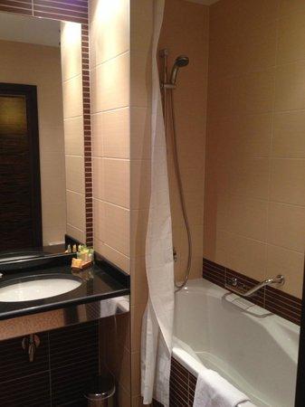 Qubus Hotel Krakow : casa de banho