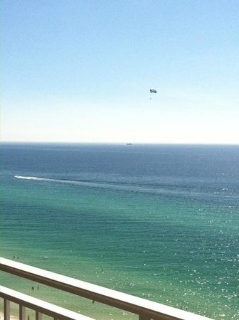 Wyndham Vacation Resorts Panama City Beach: Beautiful water