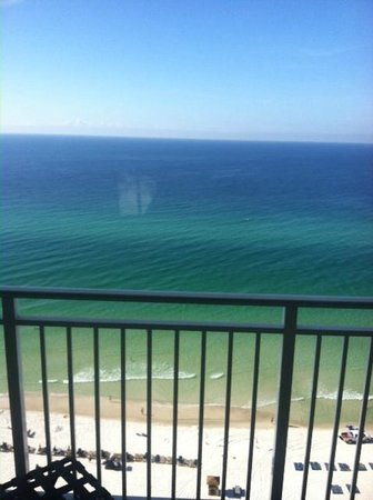Wyndham Vacation Resorts Panama City Beach: Beautiful water...